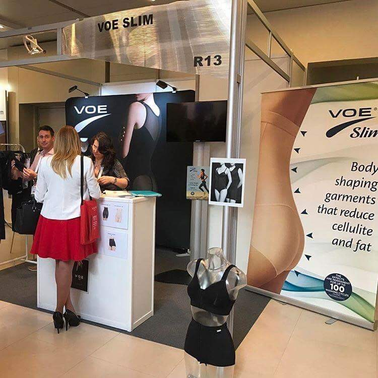 2017 AMWC CONGRESS in Monaco Voe compression garments