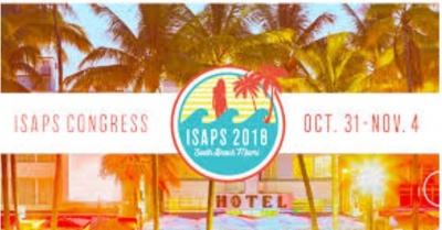 We look forward to meeting you at the next #ISAPS congress held in #Miami (31st Oct-4th Nov 2018)