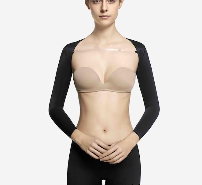 8787f4eb36 Arm liposuction compression Sleeves - Recova