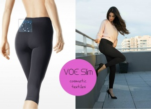 Capri VOE Slim Leggings