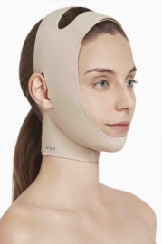 Seamless face & chin bandage