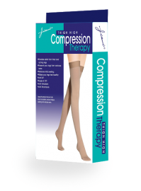Compression stockings- Thigh high- 20-30 mmHg- Class II