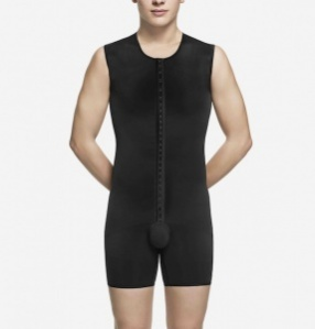 Male Bodyshaper- Above Knee