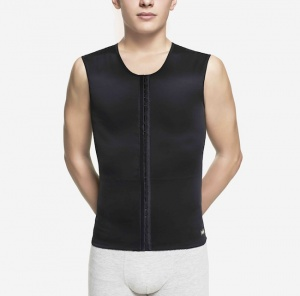 Vest with front closure- Gynecomastia Vest